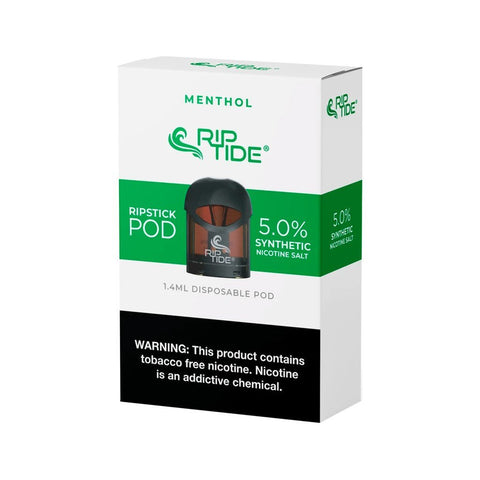 RipStick Disposable Pod Menthol