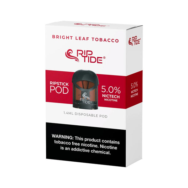 RipStick Disposable Pod Bright Leaf Tobacco