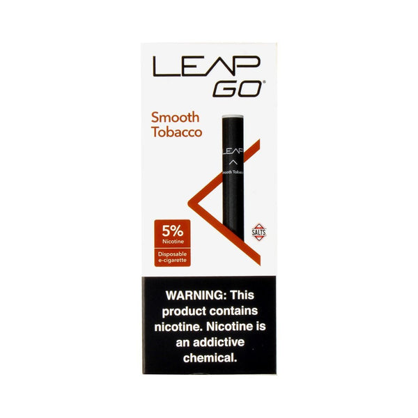Leap Go Disposable Smooth Tobacco