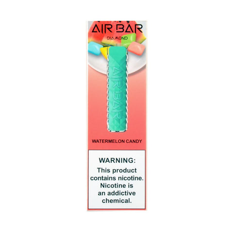 Air Bar Diamond Disposable Device Watermelon Candy