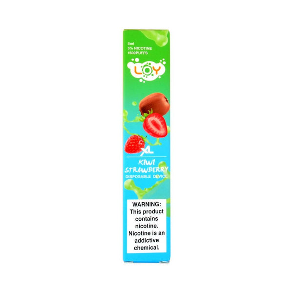 Loy XL Disposable Vape Kiwi Strawberry