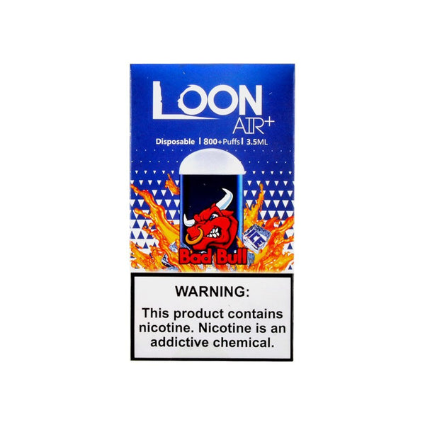 Loon Air Plus Disposable Device Bad Bull