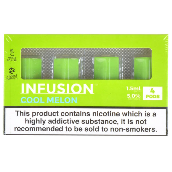 PHIX - Cool Melon PHIX Pod Infusions - Drops of Vapor