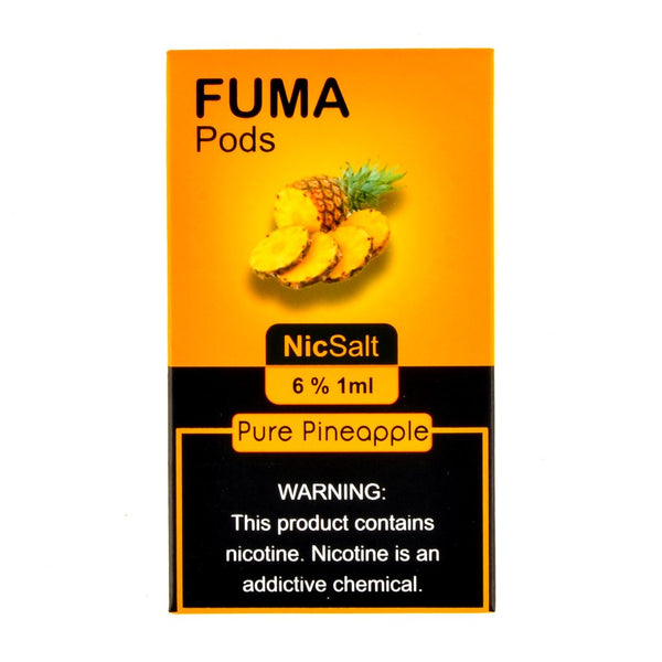 Fuma - Fuma Pure Pineapple 4 Pods - Drops of Vapor