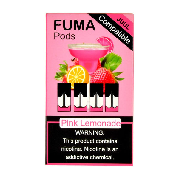 Fuma - Fuma Pink Lemonade 4 Pods - Drops of Vapor