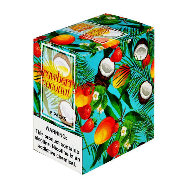 Just Mango - Just Mango Strawberry Coconut 4 Pods - Drops of Vapor