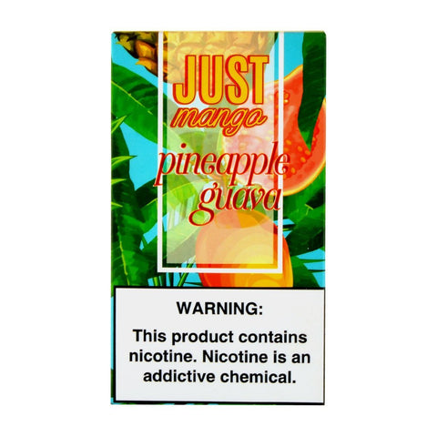 Just Mango - Just Mango Pineapple Guava 4 Pods - Drops of Vapor