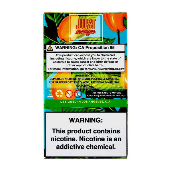 Just Mango - Just Mango Sweet Mango 4 Pods - Drops of Vapor