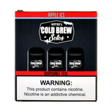 Nitro's Cold Brew - Nitro's Cold Brew Solos Apple Ice Disposable E-Cig - Drops of Vapor