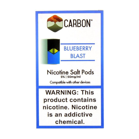 Carbon - Carbon Blueberry Blast 4 Pods - Drops of Vapor