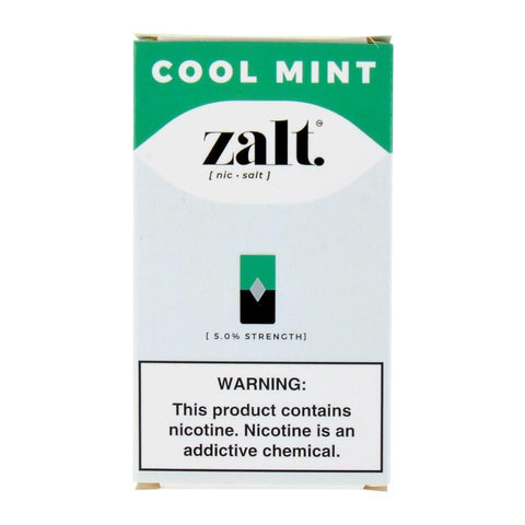 Zalt Cool Mint 4 Pods