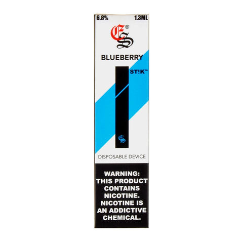 EonSmoke - Eonsmoke Stik Disposable Pod Device Blueberry - Drops of Vapor