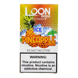 Loon Pods - Loon Pods Ice Pineapple Express 5 Pods - Drops of Vapor