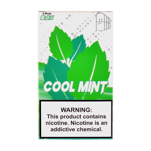 Skol Cool Mint 4 Pods