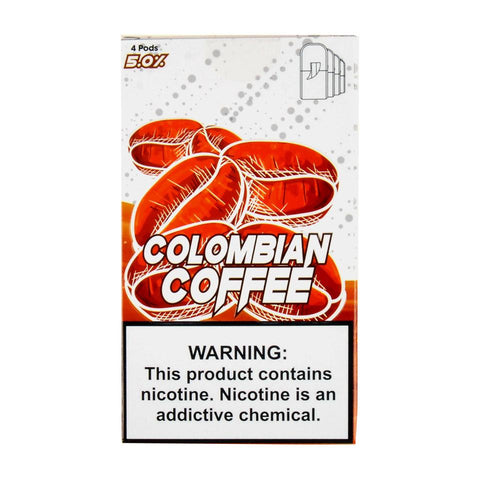 Skol Columbian Coffee 4 Pods