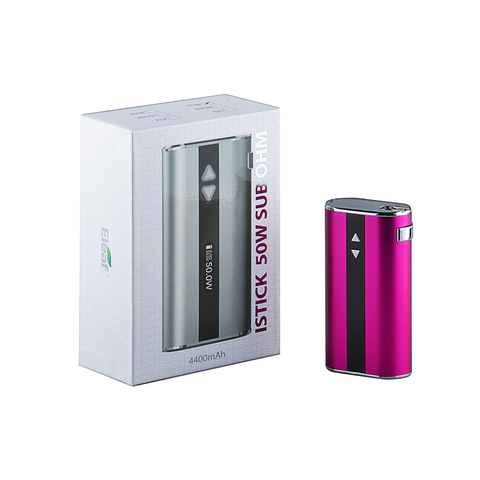 Eleaf iStick 50W Mod - Drops of Vapor - 1