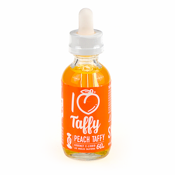 Mad Hatter Juice - I Love Taffy eLiquid - Drops of Vapor