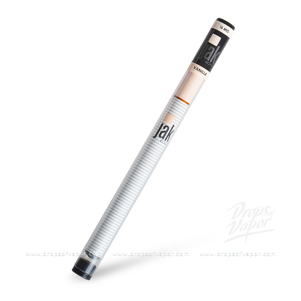 jak Jak Vanilla 16mg 1 ECIG Single - Drops of Vapor - 2