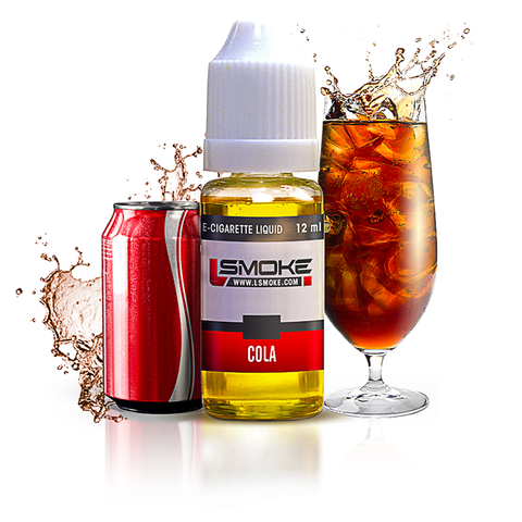 LSmoke - Cola E Liquid - Drops of Vapor