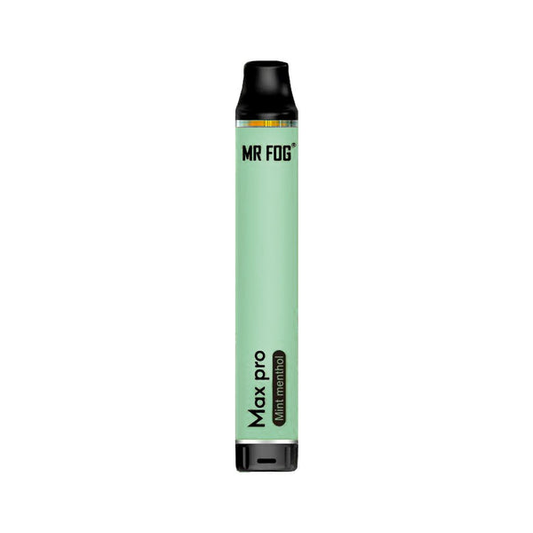 Mr Fog Max PRO Disposable Vape Mint Menthol