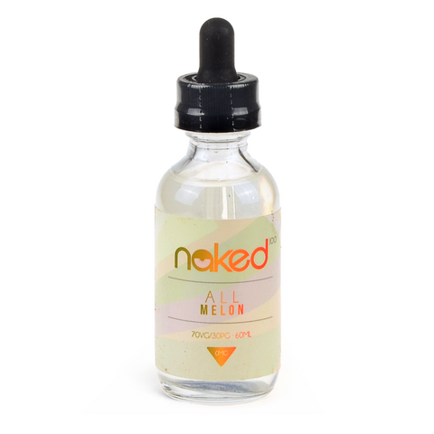 Naked 100 All Melon eLiquid - Drops of Vapor