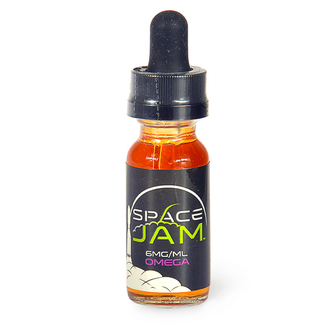 Space Jam - Omega eLiquid - Drops of Vapor