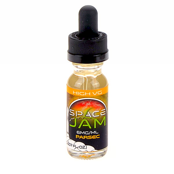 Space Jam - Parsec eLiquid - Drops of Vapor