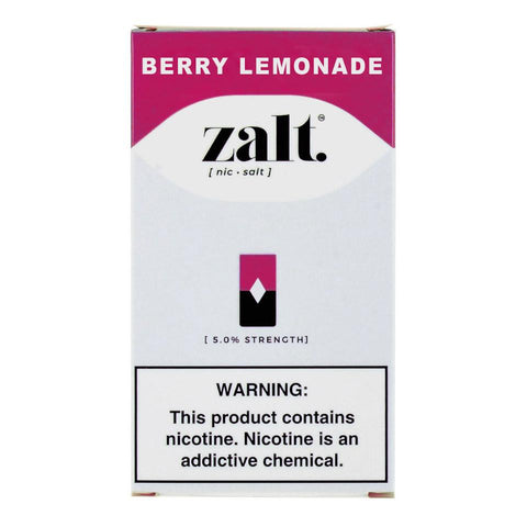 Zalt Berry Lemonade 4 Pods