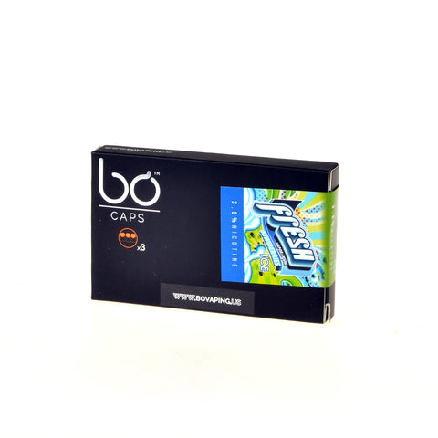 bo - Fresh Kiwiberries Ice Caps bo Vape Pod - Drops of Vapor
