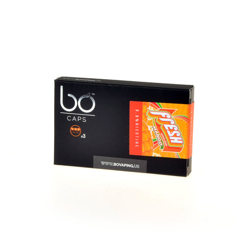 bo - Fresh Mango Caps bo Vape Pod - Drops of Vapor
