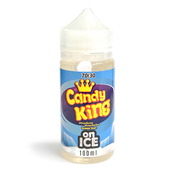 Candy King - Candy King Strawberry Watermelon on Ice eLiquid - Drops of Vapor