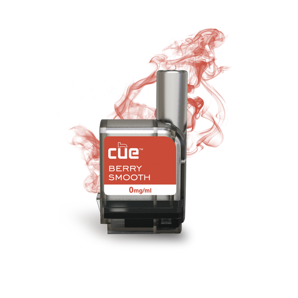 Cue - Cue Berry Smooth Cartridge Refills - Drops of Vapor