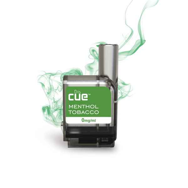 Cue - Cue Menthol Tobacco Cartridge Refills - Drops of Vapor