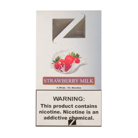 Ziip Strawberry Milk 4 ZPods