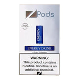 Ziip Energy Drink 4 ZPods