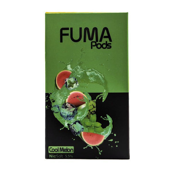Fuma - Fuma Cool Melon 4 Pods - Drops of Vapor