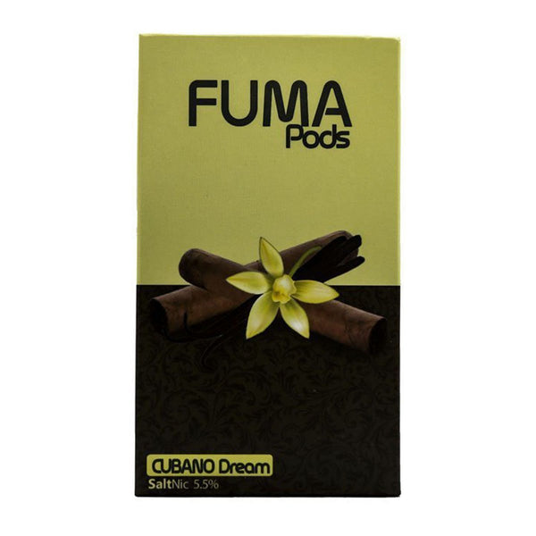 Fuma - Fuma Cubano Dream 4 Pods - Drops of Vapor