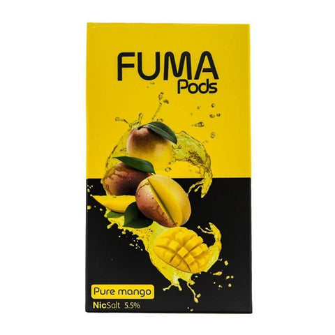 Fuma - Fuma Pure Mango 4 Pods - Drops of Vapor