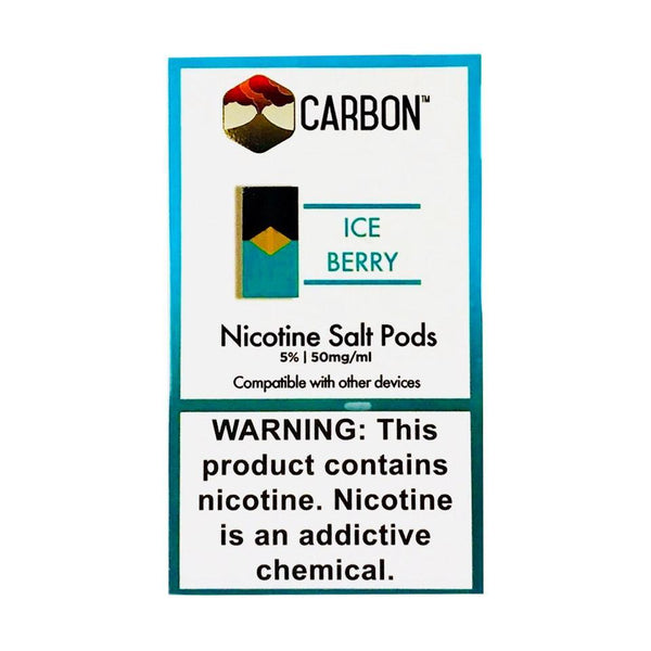 Carbon - Carbon Ice Berry 4 Pods - Drops of Vapor