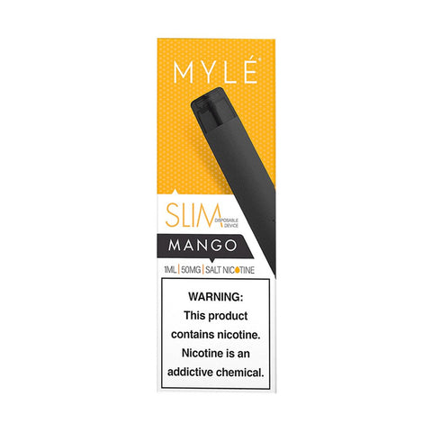 MYLE - Myle Slim Disposable Device Mango - Drops of Vapor
