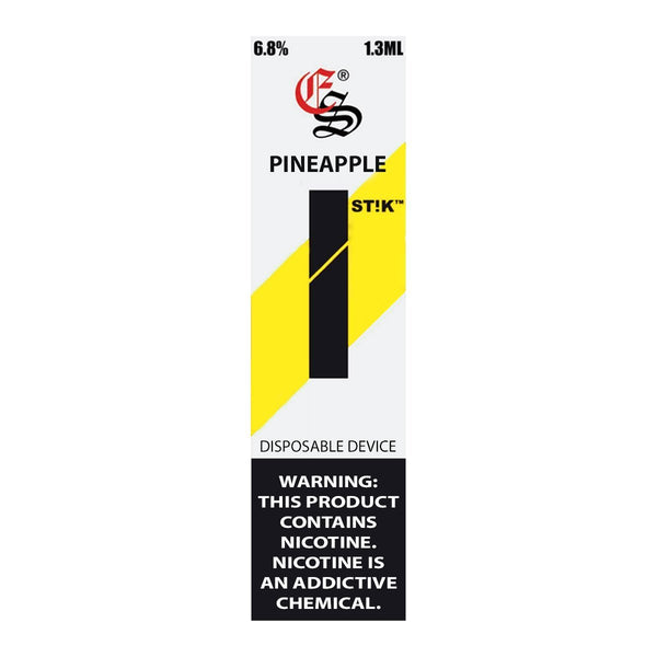 EonSmoke - Eonsmoke Stik Disposable Pod Device Pineapple - Drops of Vapor