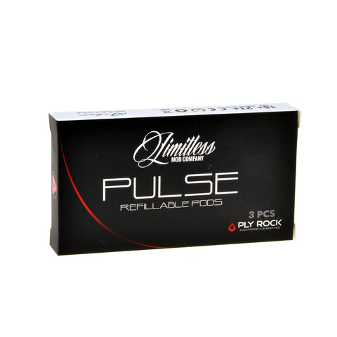 Pulse - Pulse Refillable Pods - Drops of Vapor