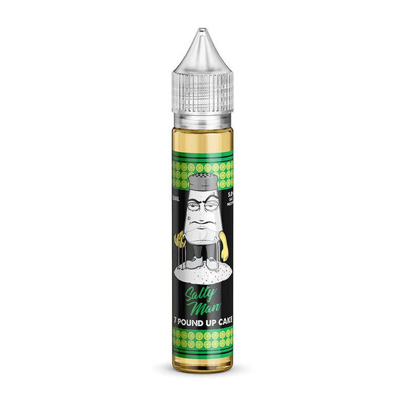 Salty Man - Salty Man 7 Pound Up Cake eLiquid - Drops of Vapor