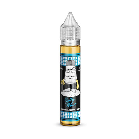 Salty Man - Salty Man Marshmallow Crispy eLiquid - Drops of Vapor