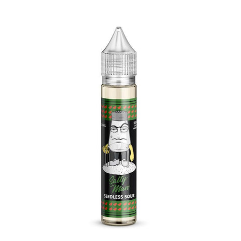 Salty Man - Salty Man Seedless Sour eLiquid - Drops of Vapor