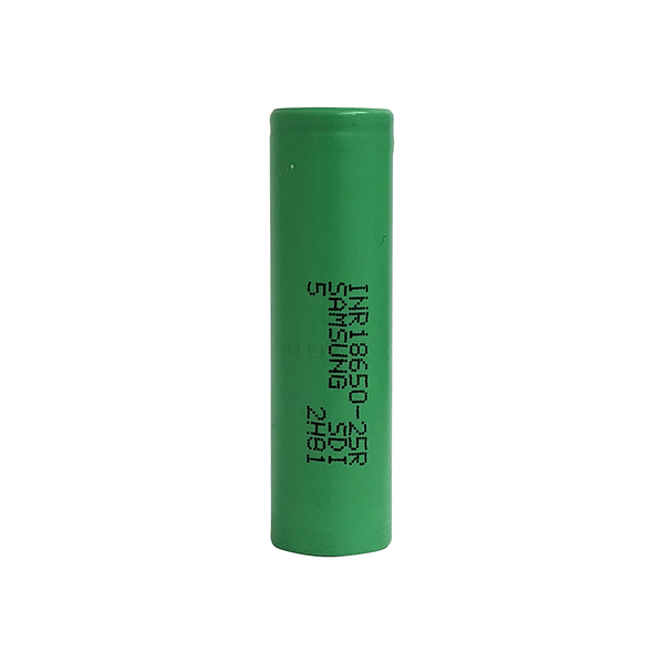 Samsung - Samsung INR 18650 25R 2500mAh Battery - Drops of Vapor