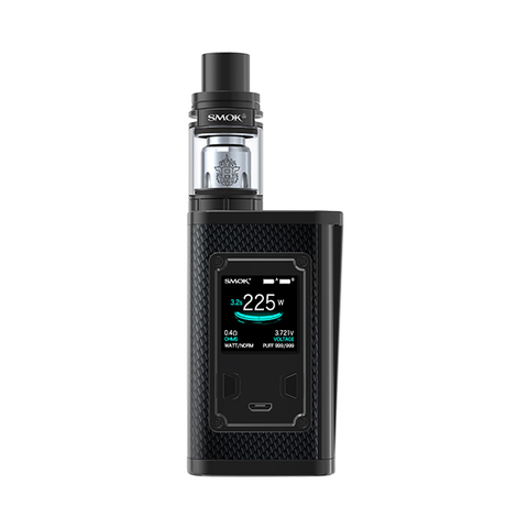 SMOK - SMOK Majesty Carbon Fiber Starter Kit - Drops of Vapor
