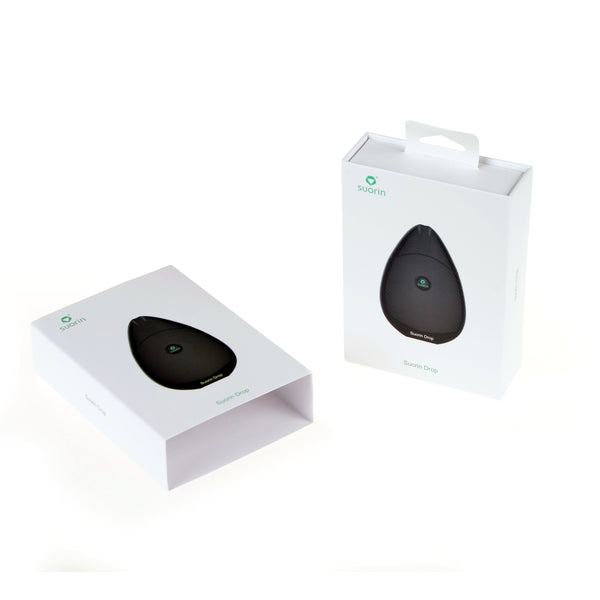 Suorin - Suorin Drop All-In-One Refillable Pod Starter Kit - Drops of Vapor