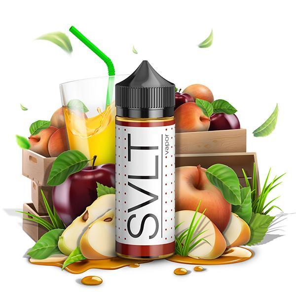 Humble Juice Co - SVLT Low Nicotine Apple Jay Jay eLiquid - Drops of Vapor