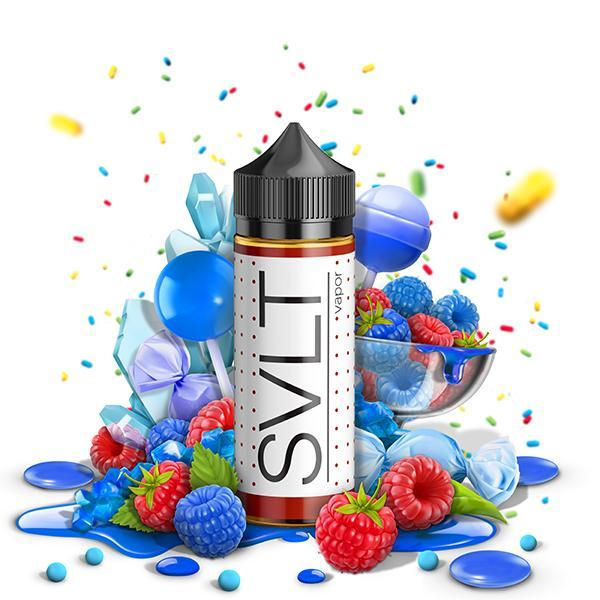 Humble Juice Co - SVLT Low Nicotine Blue Blood eLiquid - Drops of Vapor